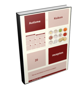 Kookboek voor mensen met autisme